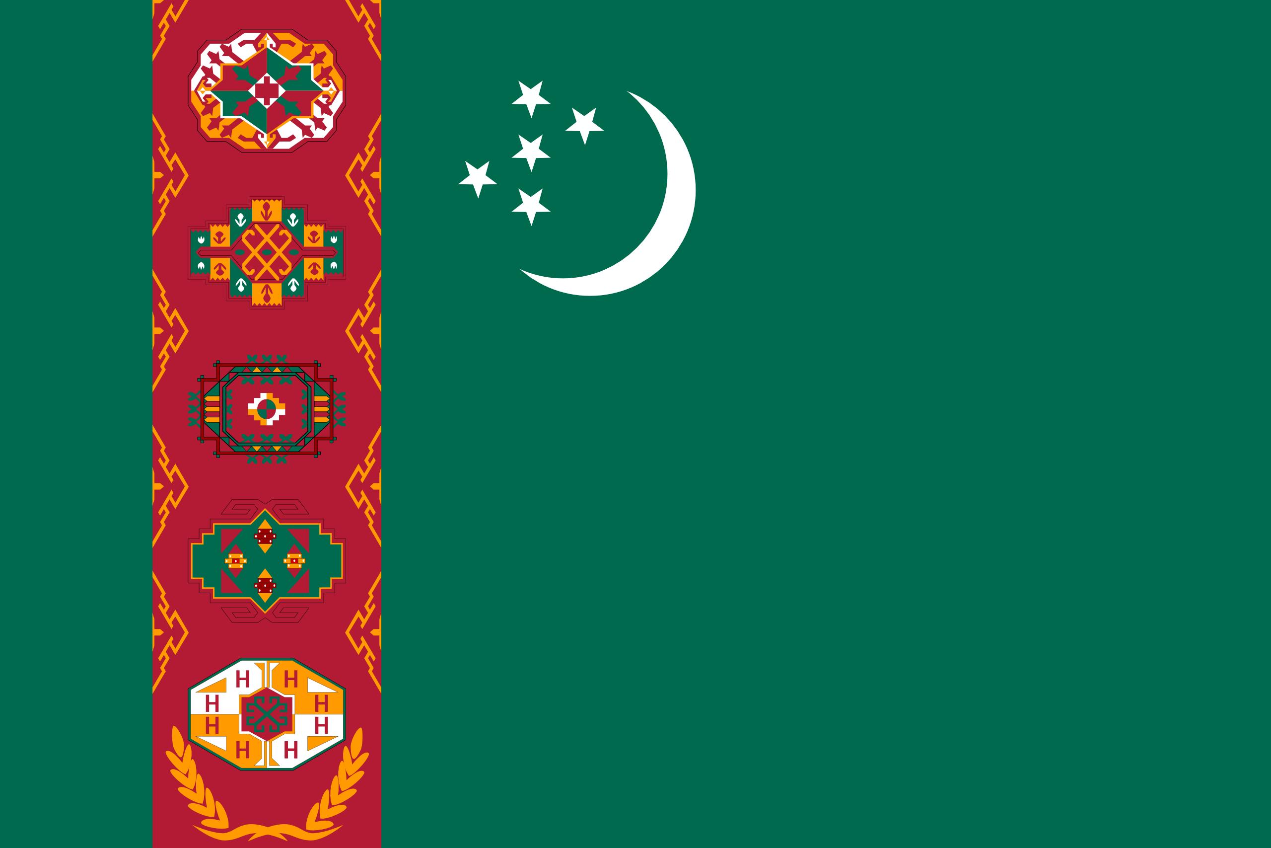Ambassade et consulat du Turkménistan