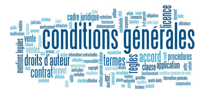 Allgemeine Bedingungen