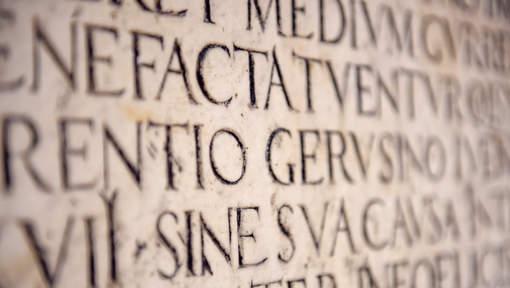 Cours de latin