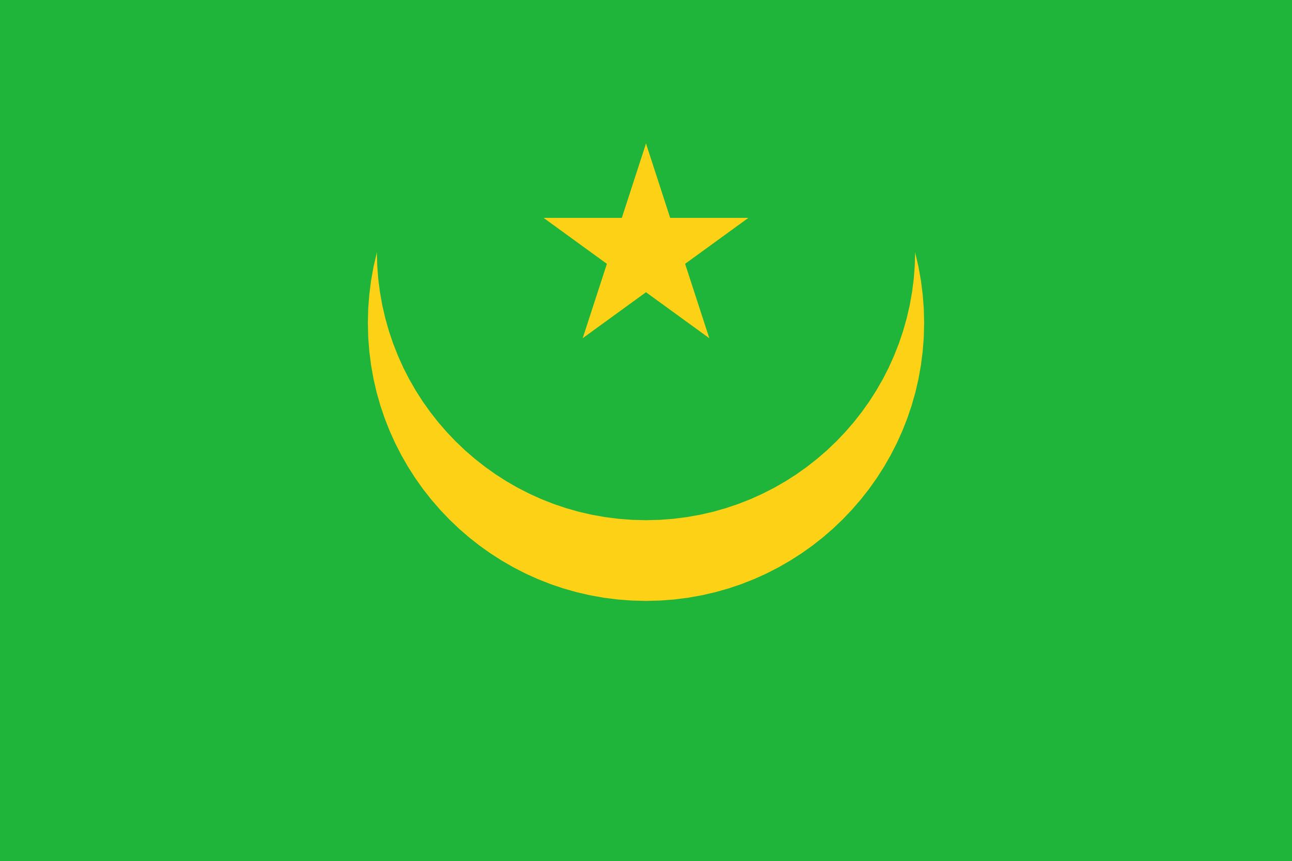 Ambassade et consulat de la Mauritanie