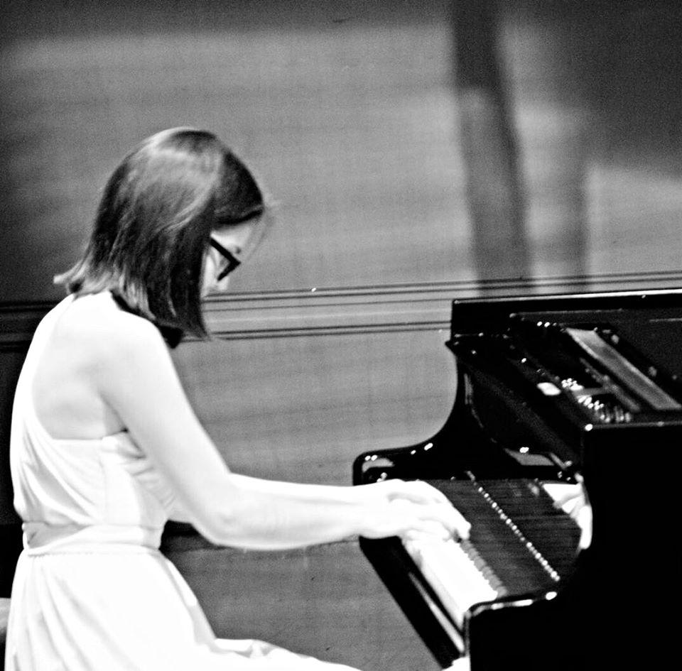 Pianiste professionnelle