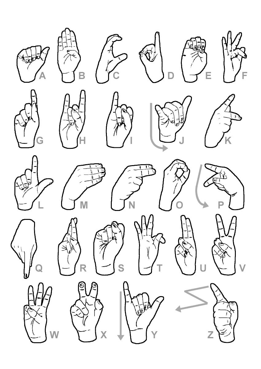Interprète en langue des signes française