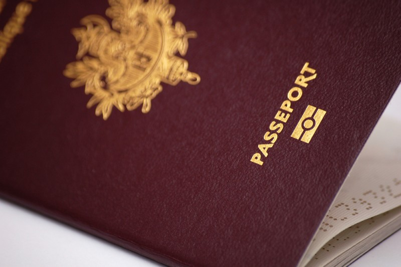 Copie certifiée conforme du passeport