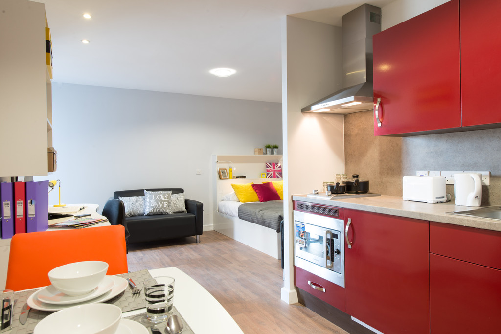 Student accommodation Lausanne