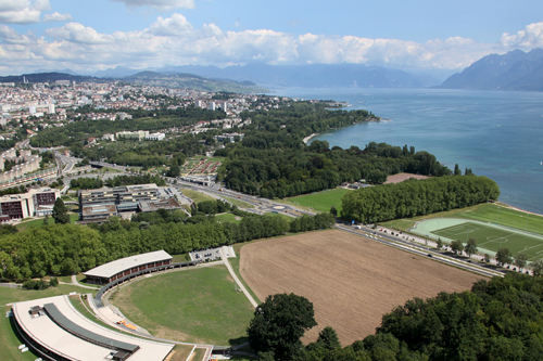 Student accommodation in Lausanne
